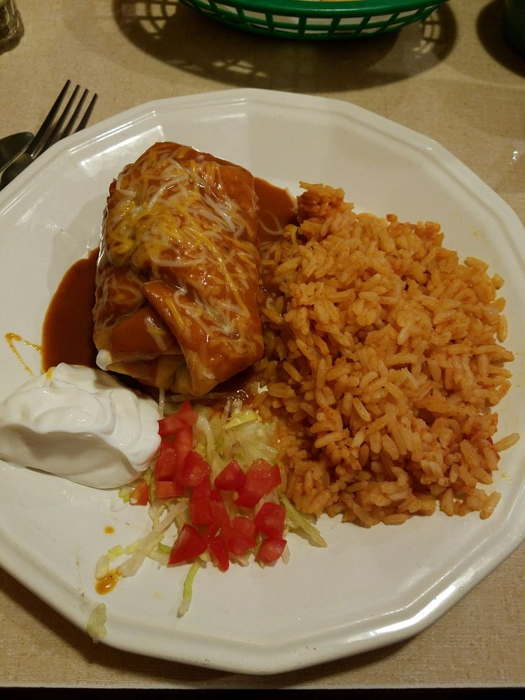 La Casita Restaurant: 410 Cornell Ave, Lovelock, NV