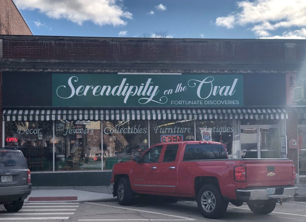 Serendipity On The Oval: 227 Union Sq, Milford, NH