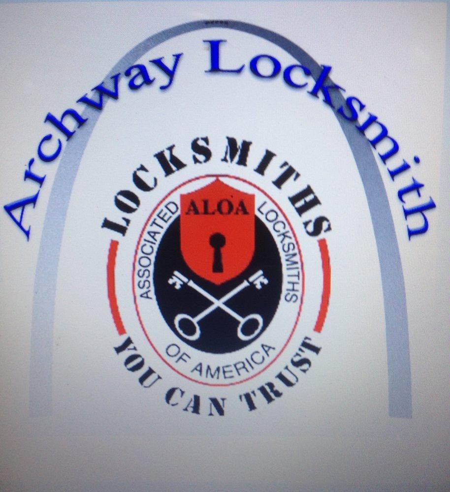 Archway Locksmith: 1218 N 17th St, Swansea, IL