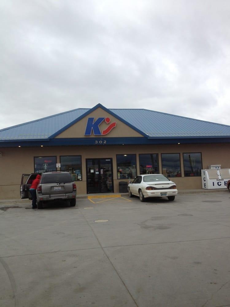 K's Mini Store 3 - Phillips 66: 2523 E Cedar St, Rawlins, WY