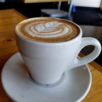 Photo Of Valentine Coffee Roasters   Milwaukee, WI, United States. Mocha  Gorgeousness