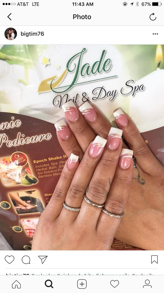 Jade Nails & Day Spa: 3575 Durden Dr NE, Atlanta, GA