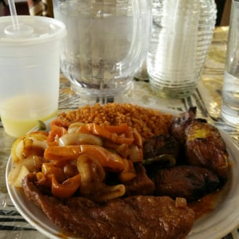 Yassa african restaurant order online 130 photos 114 for African cuisine houston