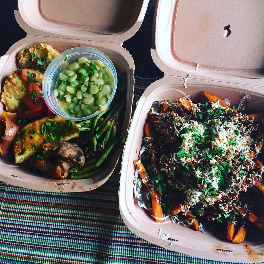 Food from The Appetite Repair Shop
