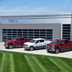 Bell Ford Adrian >> Bell Ford Lincoln Auto Repair 4510 Us 223 Adrian Mi