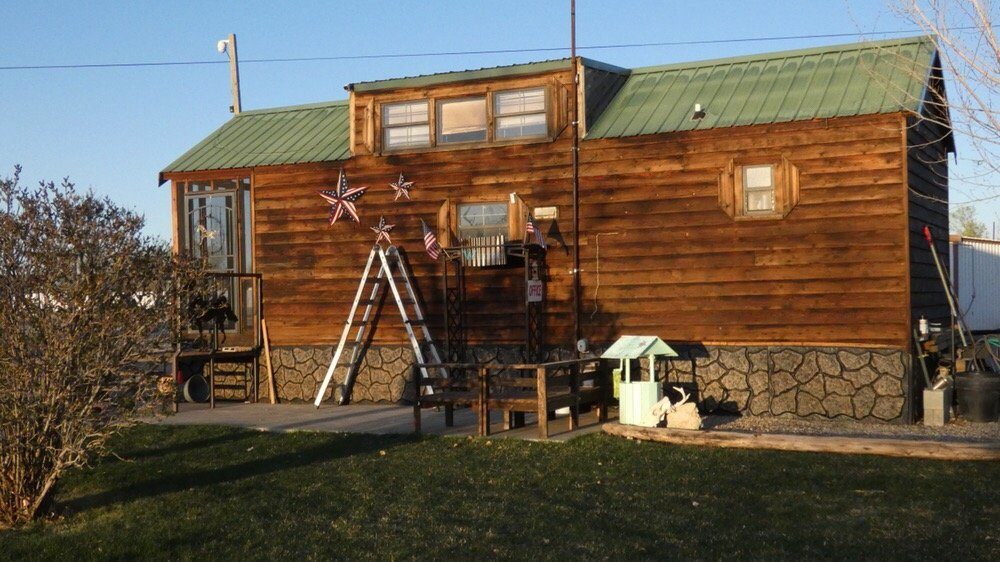 Outlaw Trail Rv Park: 9650 E 6000th S, Jensen, UT