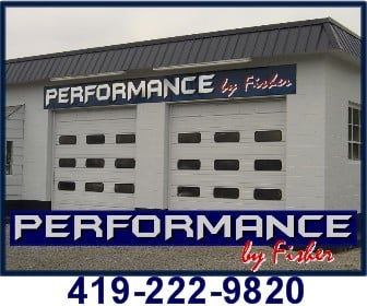 Performance By Fisher, Inc: 1700 N West St, Lima, OH