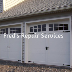 Fred's Repair Services - Garage Door Services - Spokane, WA - Phone on garage car repair, pocket door repair, garage kits, garage ideas, anderson storm door repair, door jamb repair, sliding door repair, refrigerator door repair, cabinet door repair, auto door repair, garage walls, backyard door repair, garage doors product, home door repair, garage storage, garage sale signs, interior door repair, shower door repair, this old house door repair, diy garage repair,