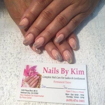 Kim S Nails National City
