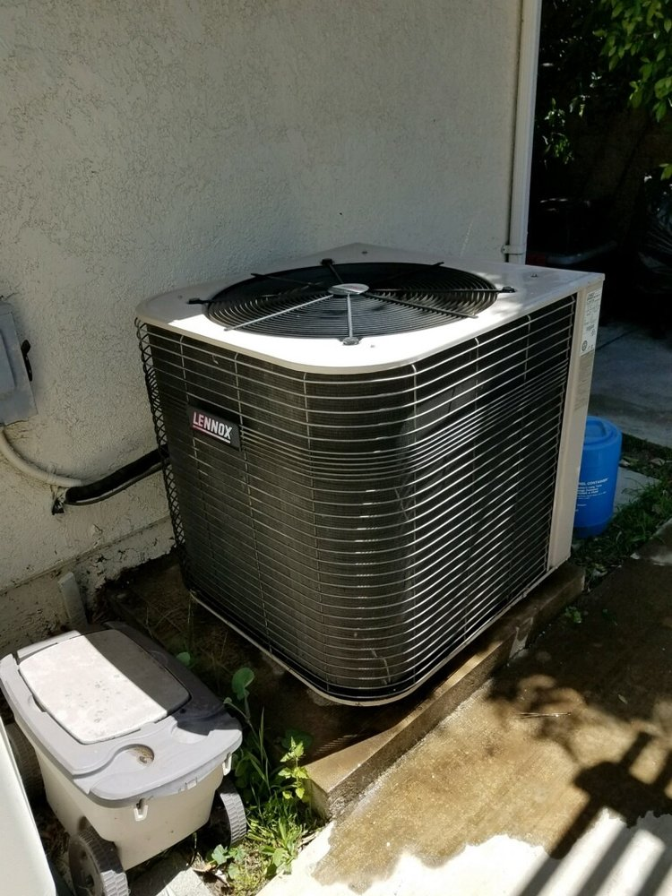 We Offer The Best Lennox A C Repair And Air Conditioning