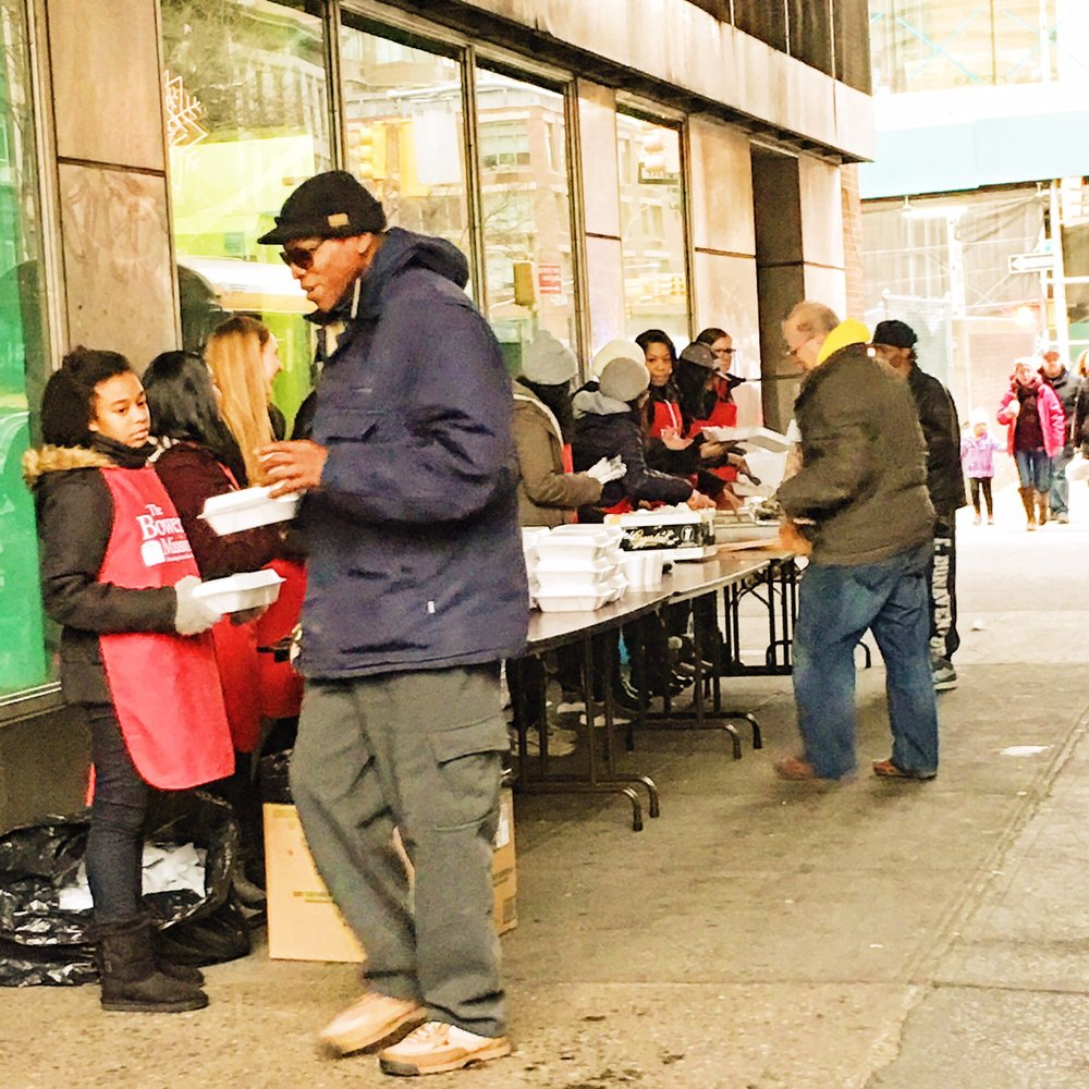 Bowery Mission: 227 Bowery, New York, NY