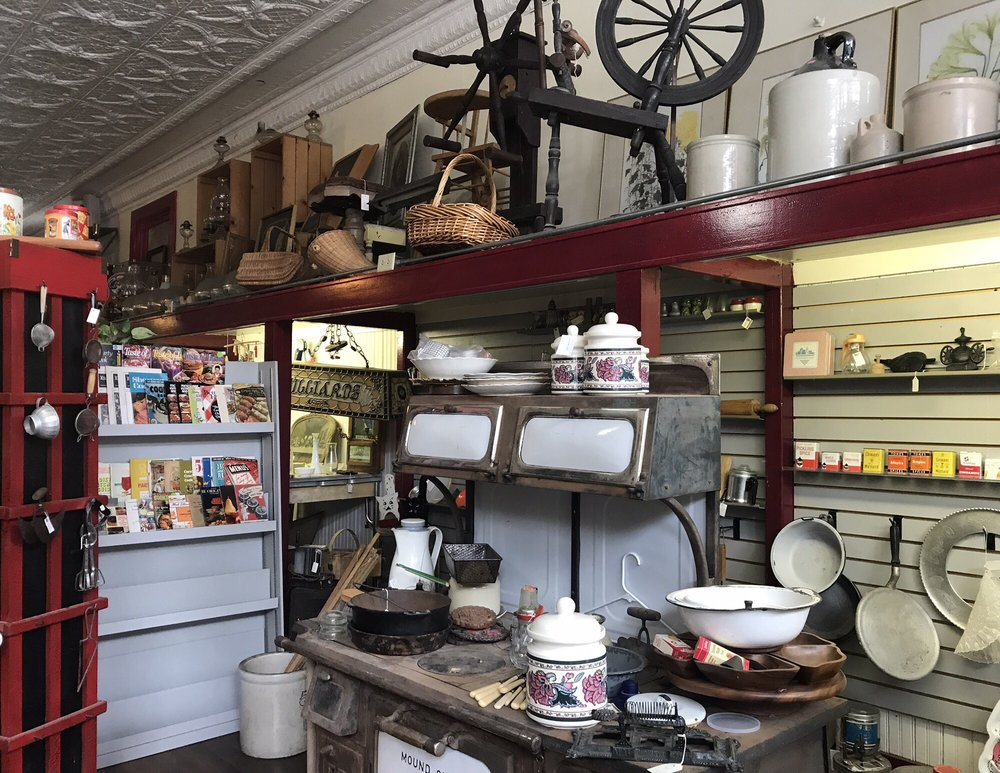 Antiques & More: 1 S Clinton St, Albia, IA