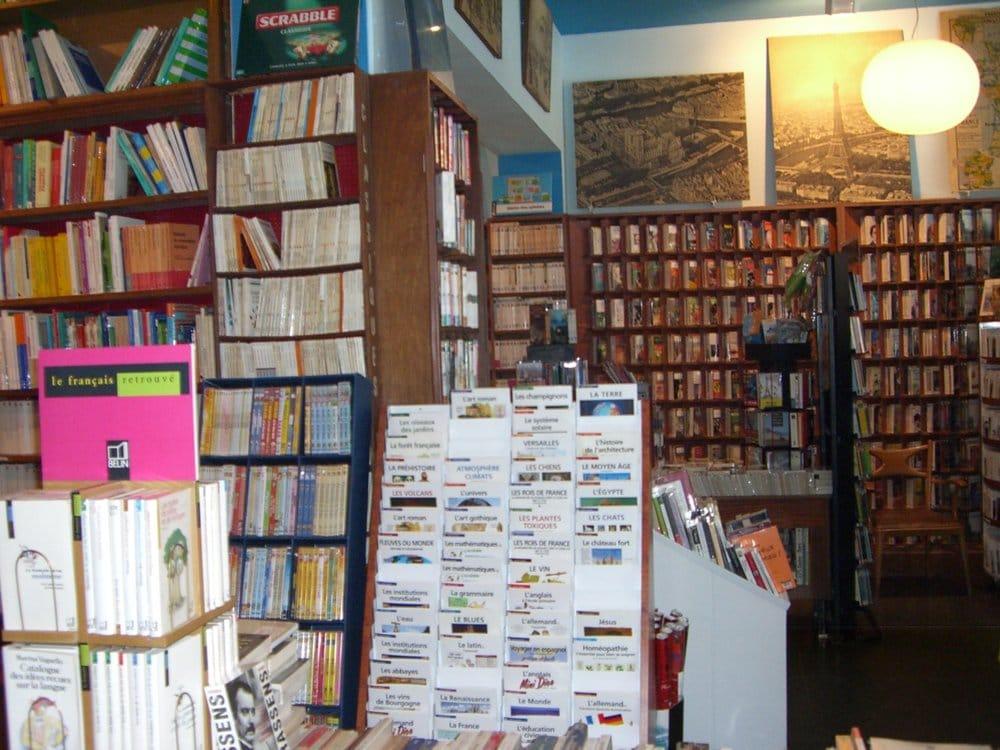Henri Avellan Librería Francesa