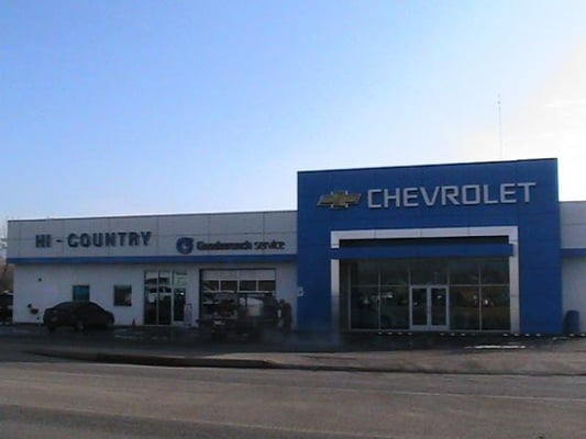 Hi Country Chevrolet 404 W Chaco St Aztec Nm Car Service Mapquest