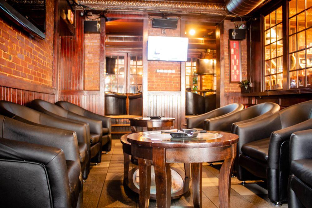 Social Spots from Michael's Cigar Bar