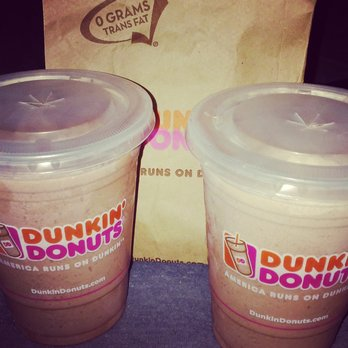how to make a frozen hot chocolate from dunkin donuts