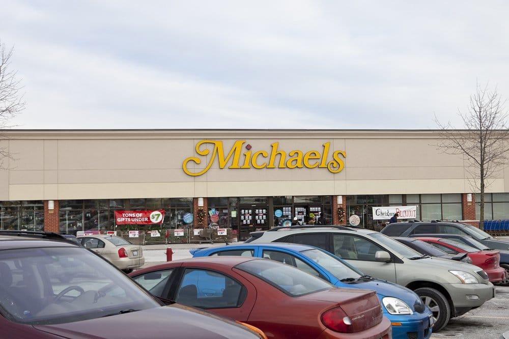 Michaels Arts Amp Crafts 200 N Service Road W Oakville
