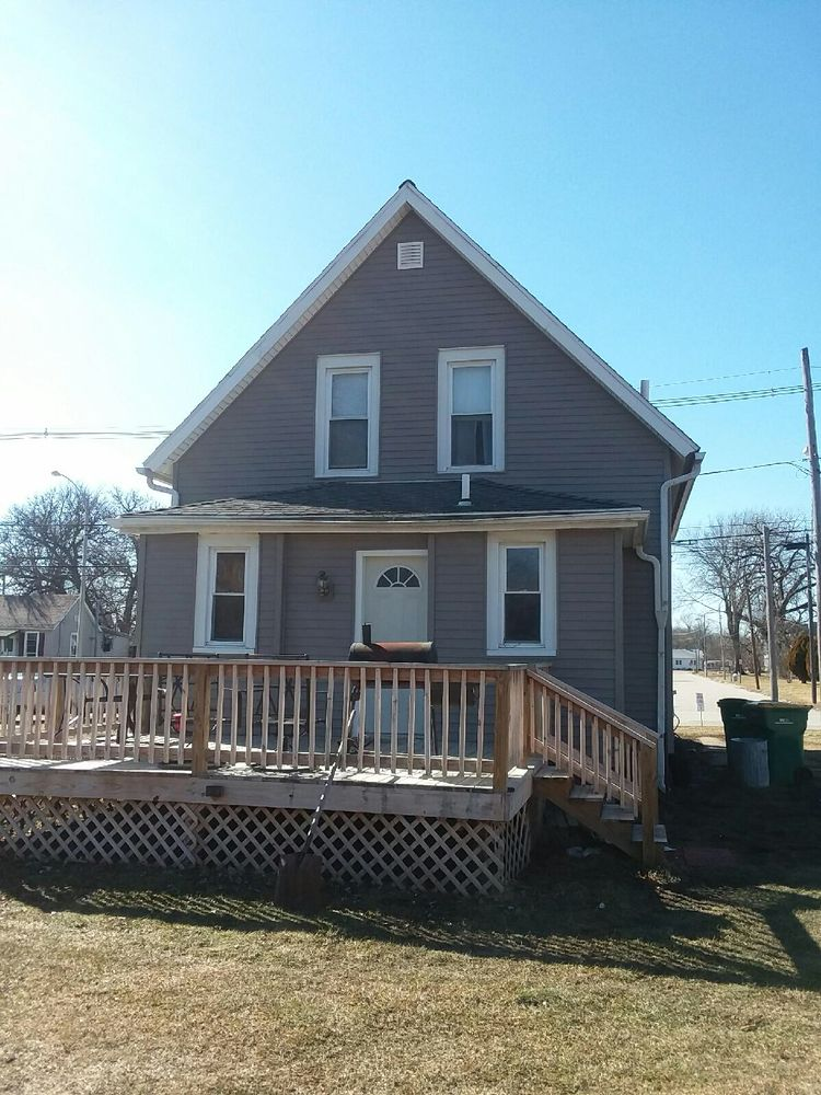 All Around Roofing & Construction: 104 W Madison St, Athens, IL