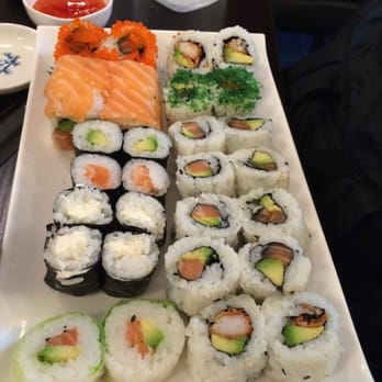 buffet japonais paris