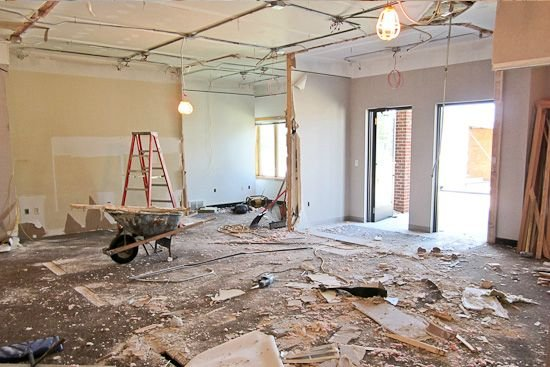 out building interior index vp demolition rdi robinette occupied tear