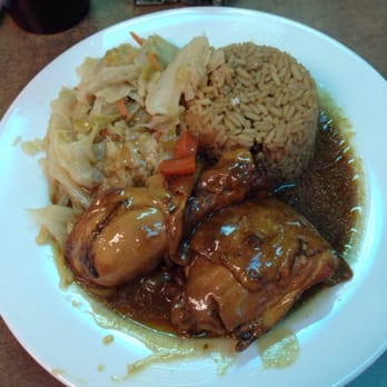 Photo Of Caribbean Jamaican Seafood Restaurant Biloxi Ms United States Brown