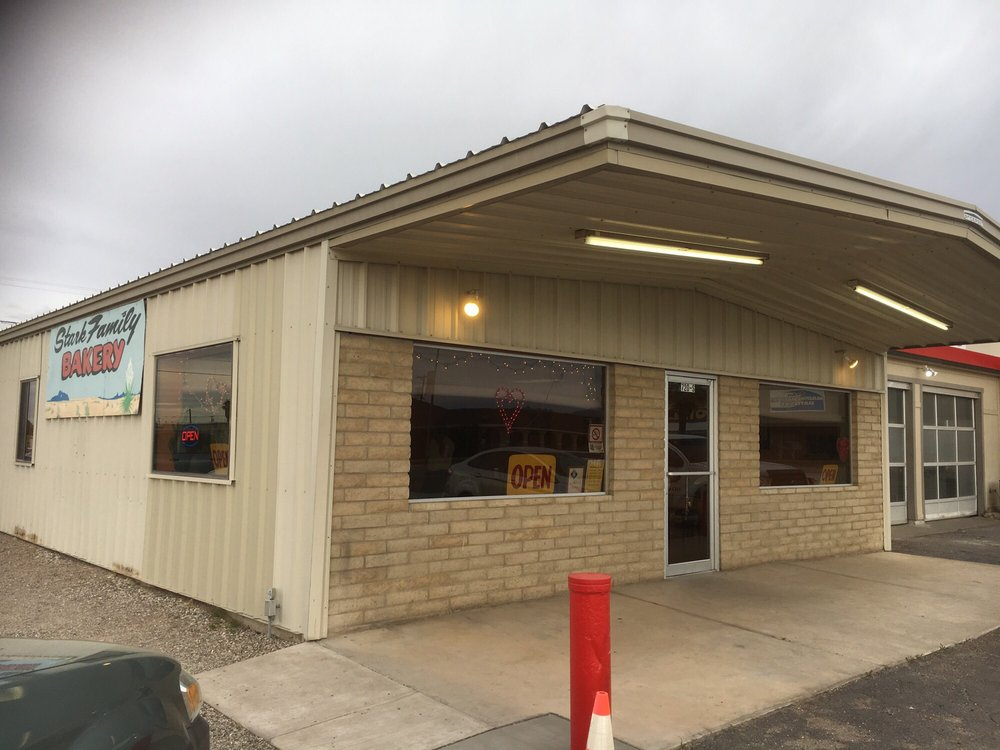Stark Family Bakery: 720 S California Ave, Parker, AZ
