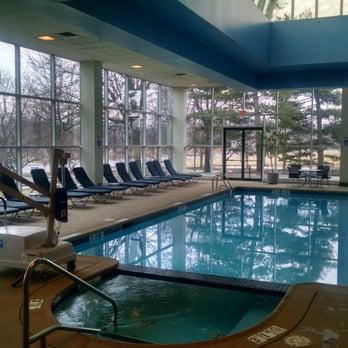Photo Of Sheraton Mahwah Hotel Nj United States Decent Pool But