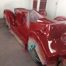 Bobs Auto Works Panel Beaters Paint Services 5380 S