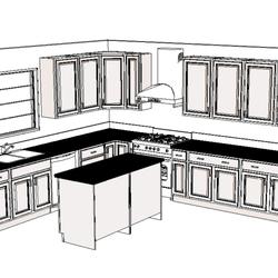 The Kitchen Cabinet Maker