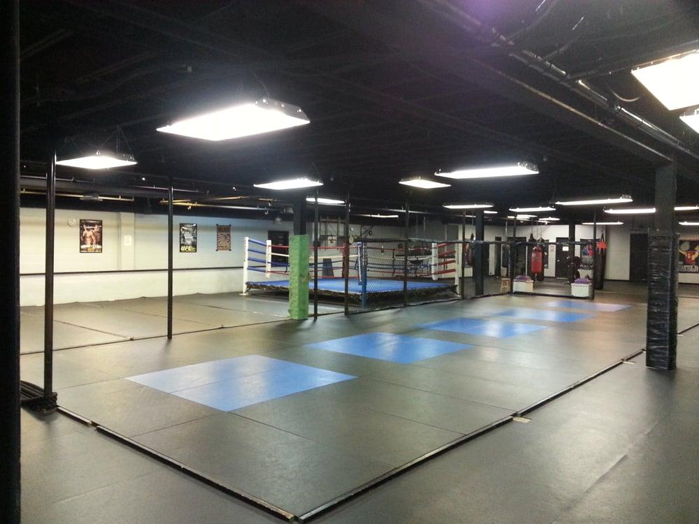 Tennessee Brazilian Jiu Jitsu Academy: 810 NW Broad St, Murfreesboro, TN