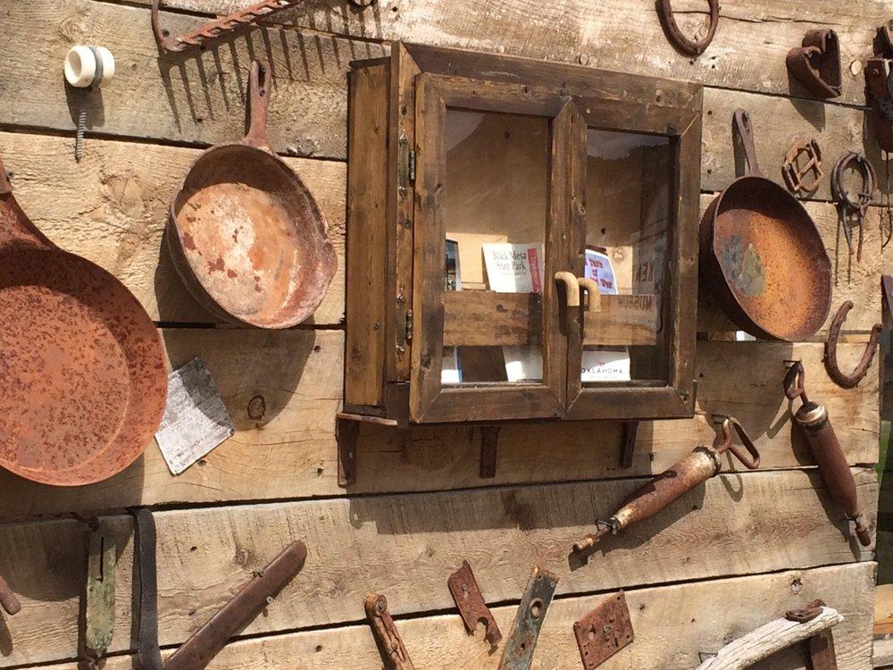 Kenton Museum: 100 E Main St, Kenton, OK