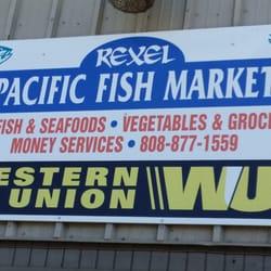 Rexel pacific fish market 10 foton 11 recensioner for Pacific fish market