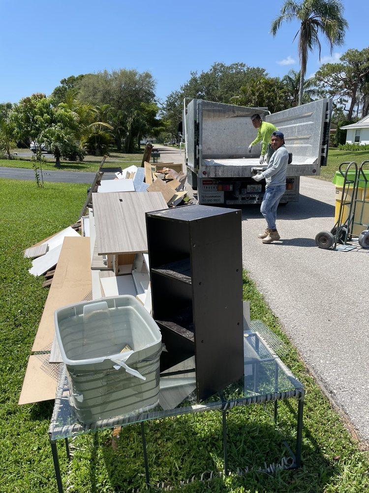 HELLO! Junk Removal: 1890 Wheeler Rd, North Palm Beach, FL