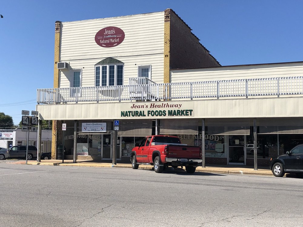 Jean's Healthway Natural Foods: 133 S Jefferson Ave, Ava, MO