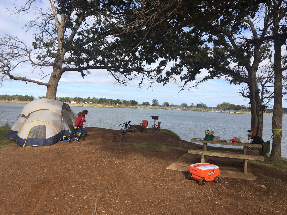Lake Texoma State Park: 2040 Hwy 70B, Kingston, OK