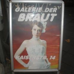 Galerie Der Braut Brautmode Hochzeitsdeko Kaiserstr 14