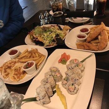 Crave American Kitchen Sushi Bar Eden Prairie Mn