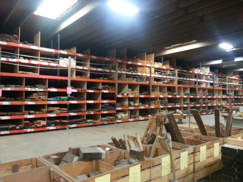 Macbeath Hardwood Building Supplies 1576 S 300 W
