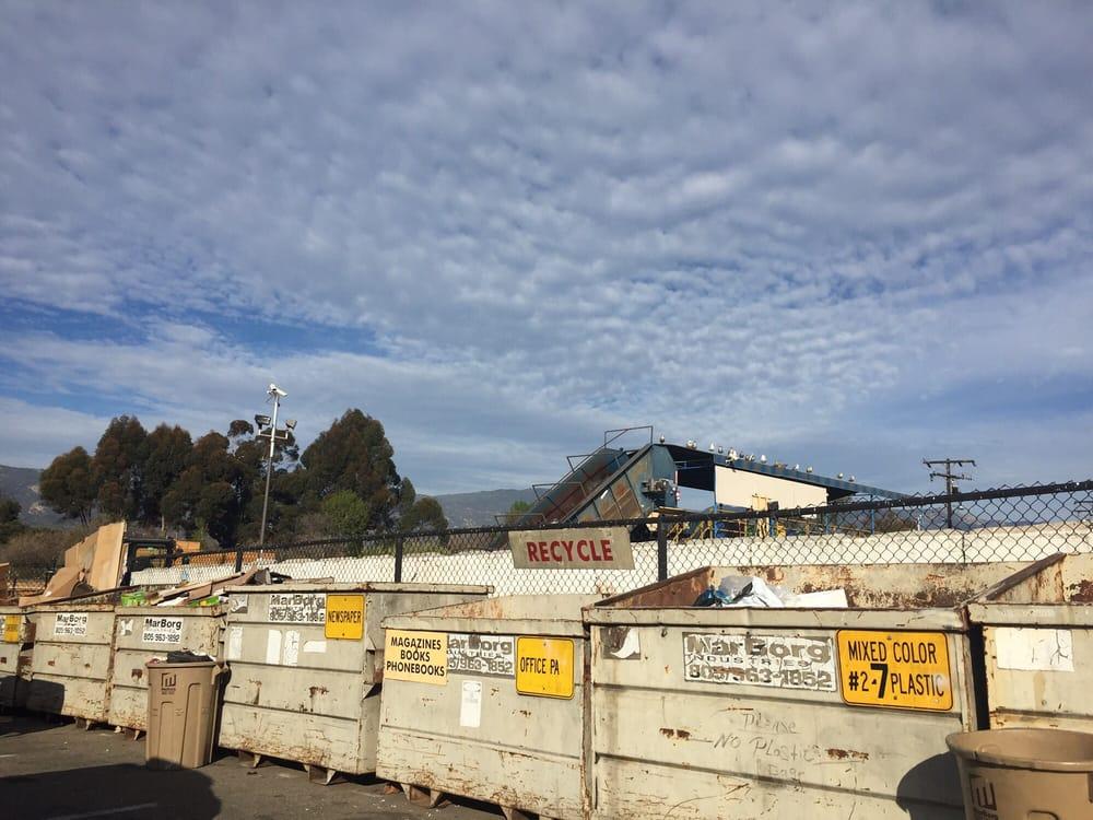 Marborg Industries - Recycling Center - 20 David Love Pl, Goleta, CA ...