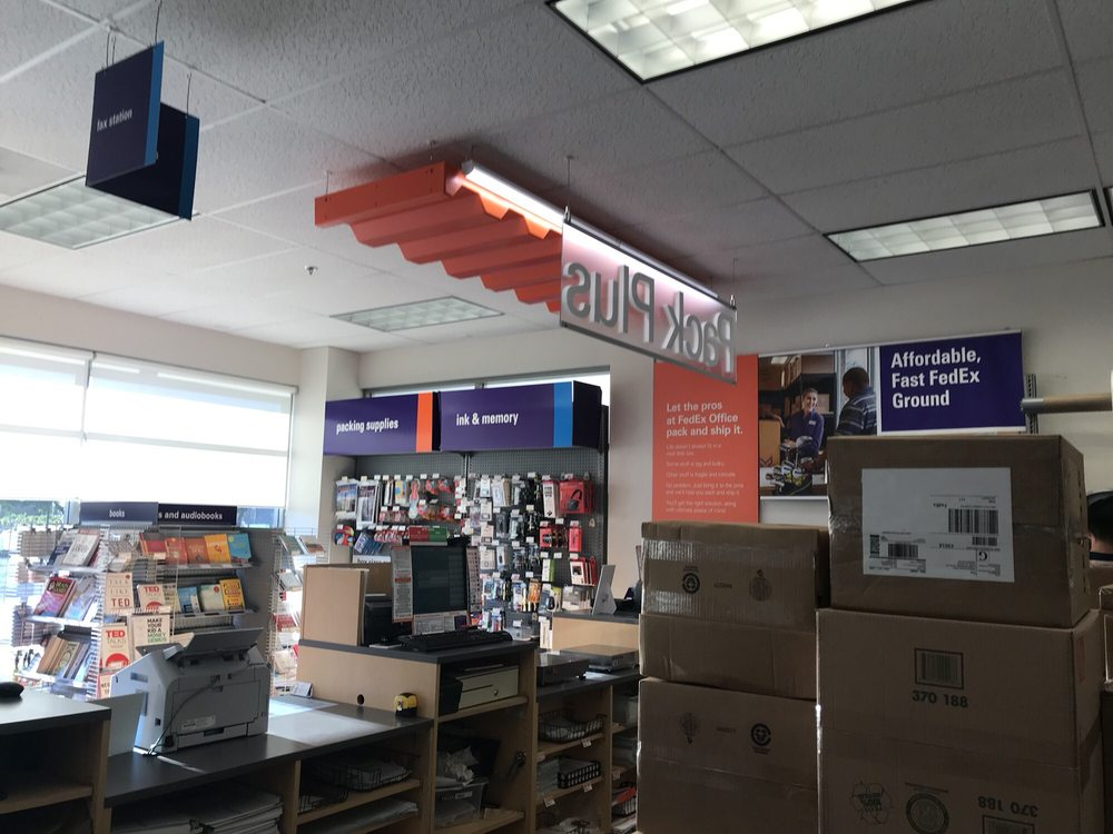 FedEx Office Print & Ship Center: 1921 W San Marcos Blvd, San Marcos, CA