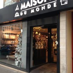 Maisons du monde home decor 32 rue fbg st antoine bastille paris franc - Maisons du monde paris 13 ...