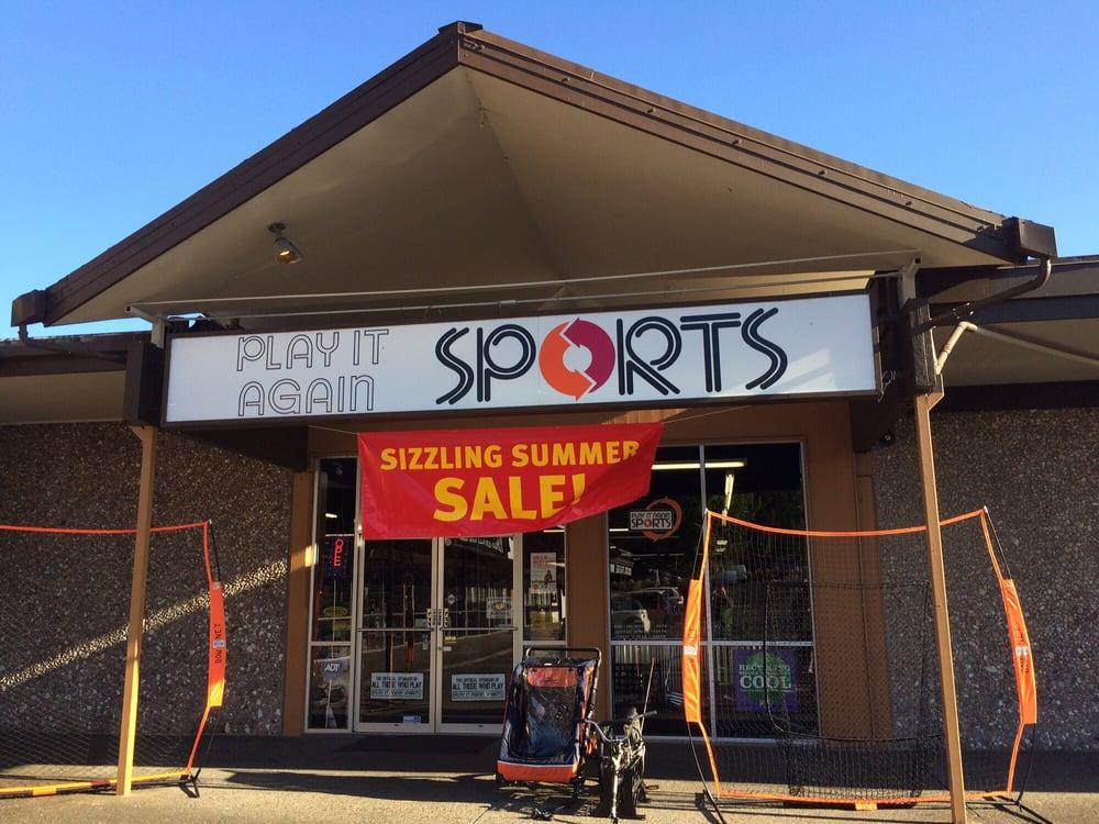 Play It Again Sports: 9244 SW Beaverton Hillsdale Hwy, Beaverton, OR