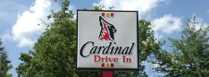 Cardinal Drive-In: 602 4th St NW, Red Bay, AL