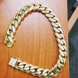 Photo Of Cavas Jewelry Paramus Nj United States Gold Miami Cuban Link