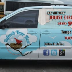 Refresh Your Nest Cleaning Services logo