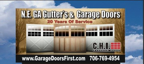 Northeast Georgia Gutters Garage Doors Gutter Services 195