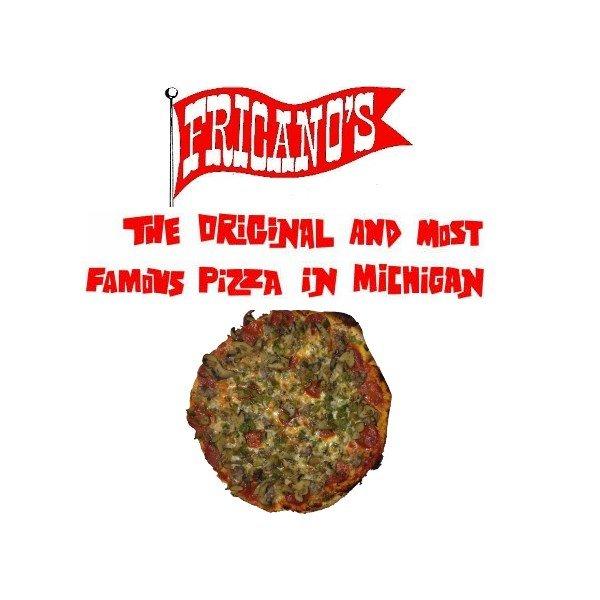 Fricano's Pizza Tavern: 1400 Fulton Ave, Grand Haven, MI