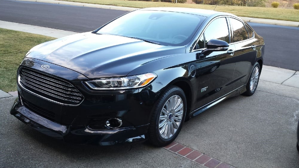 2014 Ford Fusion Body Kit After Yelp