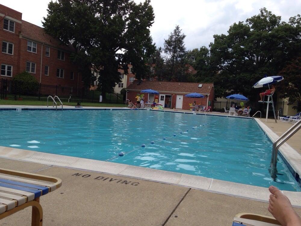Rock Creek Garden Pool Swimming Pools 2224 Washington