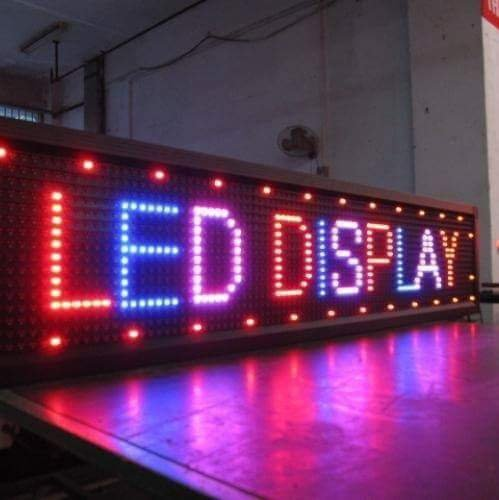 Led signs signs channel letters led strip lights flood 4 photos for queens led signs aloadofball Image collections